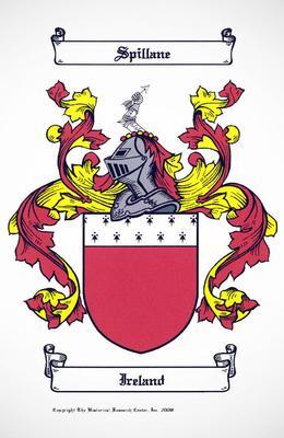 Spillane Crest