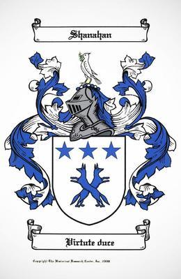 Shanahan Crest